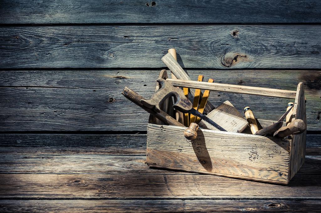 クライチのウッドデッキ工事の特徴